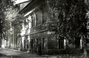 Школа № 1 им. Крупской по ул. Тагильская. 1930-е годы. (НТГИА. Коллекция фотодокументов. Оп.1П. Д.769)