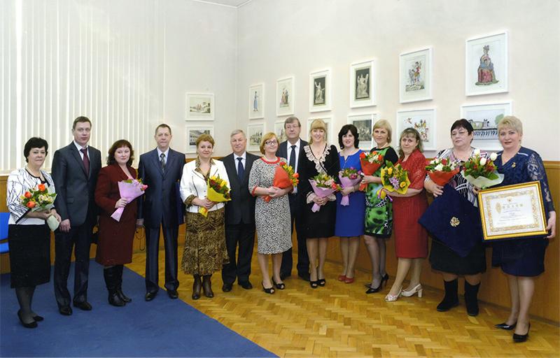 Победители и лауреаты Всероссийского конкурса на лучший муниципальный архив