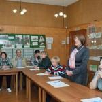 Выступление Злобиной И.В., начальника отдела по делам архивов Администрации города Нижний Тагил.