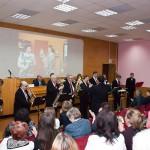 Торжественное собрание сотрудников архивных органов и учреждений города Нижний Тагил, посвященное 95-летию архивной службы Свердловской области