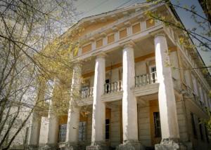 Здание Нижнетагильского городского исторического архива. 2013 год.