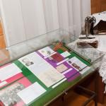 Экспозиция архивных документов в читально-экспозиционном зале МКУ НТГИА. 25.02.2015 г.