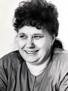 Ворончихина Мария Яковлевна. 1990-е гг.