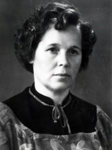 Первая женщина-горновой Фелисата Шарунова. 15.02.1975 г. (НТГИА. Ф.547. Оп.1. Д.130)