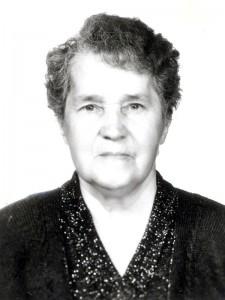Клевцова Надежда Васильевна. Январь 2005 г. (НТГИА. Ф.642. Оп.1. Д.19. Л.2)