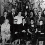 Ветераны педучилища. Первая справа во втором ряду Савкина Т. А., директор педучилища. Январь 1993 г. (НТГИА. Коллекция фотодокументов. Оп.1П. Д.827)