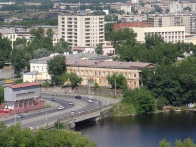 Здание Нижнетагильского городского исторического архива. 2009 год.