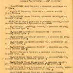 Выписка из указа Президиума Верховного Совета РСФСР от 20 августа 1945 года (НТГИА.Ф.227.Оп.1.Д.41.Л.11об.)