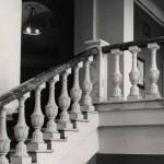 Фрагмент интерьера здания драматического театра. 1950-е годы. (НТГИА.Ф.229.Оп.1ф.Д.43)
