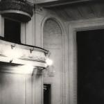 Фрагмент интерьера здания драматического театра. 1950-е годы. (НТГИА.Ф.229.Оп.1ф.Д.45)