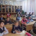 Учащиеся МБОУ средней общеобразовательной школы № 50. 13.12. 2016 года.
