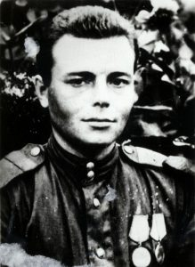 Степан Яковлевич Черных (22.12.1921 – 4.08.1990)
