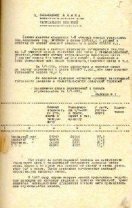 Объяснительная записка к годовому отчету по капитальному строительству НТМЗ за 1937 год. (НТГИА. Ф.196.Оп.1.Д.27а.Л.5.)