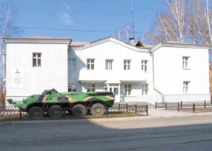 Центр реабилитации воинов на Кр.Камне