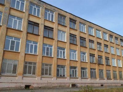 Школа № 41., Дзержинский район. 2017 г.