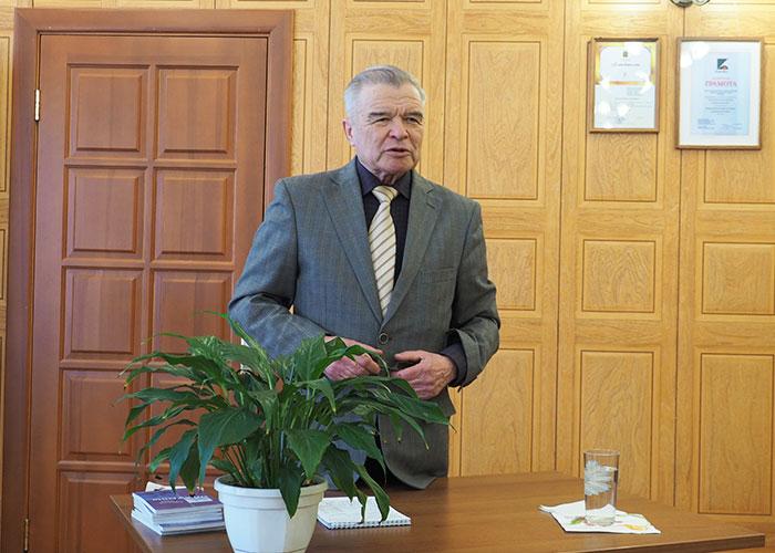 Азанов Геннадий Георгиевич