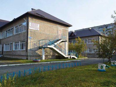 Центр социальной помощи семьи и детям. Октябрь 2017 года.