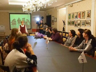 Открытие выставочного проекта Музейно-выставочного центра ЕВРАЗ НТМК и Уральского колледжа прикладного искусства и дизайна «Искусство. Время. Мы»