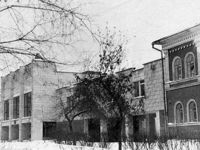 Музыкальное училище. 1988 год. (НТГИА. Коллекция фотодокументов. Оп.1ФА.Д.8.Л.23)