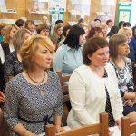 Участники торжественного совещания в читально-экспозиционном зале НТГИА. 07.06.2018г.