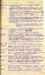 Протокол заседания Президиума Нижнетагильского городского Совета рабочих, крестьянских и красноармейских депутатов от 30 августа 1928 года № 80. (НТГИА. Ф.70.Оп.2.Д.75.Л.294)