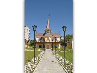 """Музей-усадьба """"Демидовская дача"""". Июль 2014 года."""