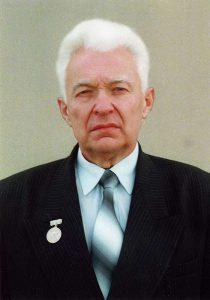 Шапошников Михаил Петрович.<br /> 2000-е гг. (НТГИА. Ф.679.Оп.2.Д.92)