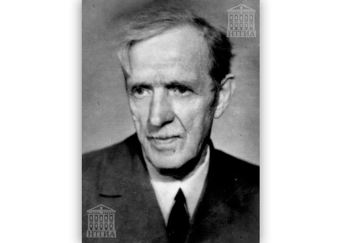 Кожевников Александр Федулович. 28 июня 1976 года. (НТГИА. Ф.533.Оп.1.Д.1.Л.54)