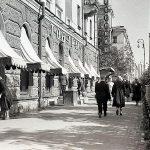 Магазин «Промышленные товары» по ул. Ленина. 1963 г. (НТГИА. Коллекция фотодокументов. Оп.1Н1.Д.2652)