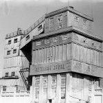 Главный корпус бетонного завода. 1965 г. (НТГИА. Коллекция фотодокументов.Оп.1Н1.Д.2186)