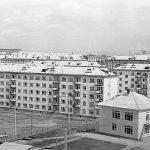 Новый жилой микрорайон на Красном Камне. 1965 г. (НТГИА. Коллекция фотодокументов.Оп.1Н1.Д.2226)