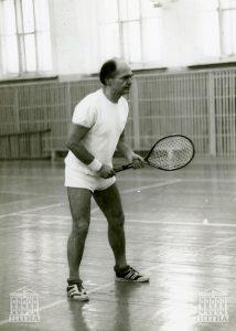 Виктор Григорьевич Здесенко. Март 1990 г.