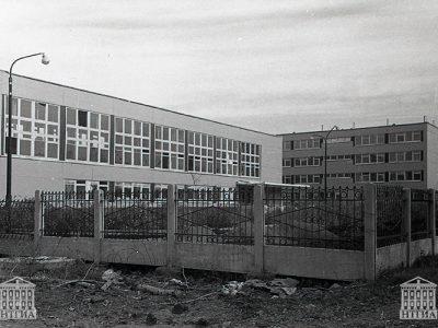 Здание ТУ № 4, сданное в эксплуатацию. 1979 год. (НТГИА. Коллекция фотодокументов.Оп.1Н1.Д.1539)