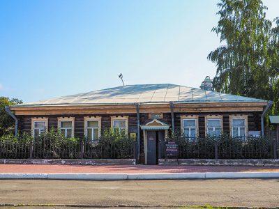 Мемориальный музеи им. А.П. Бондина. 2019 г. Фото А.В. Моленкова