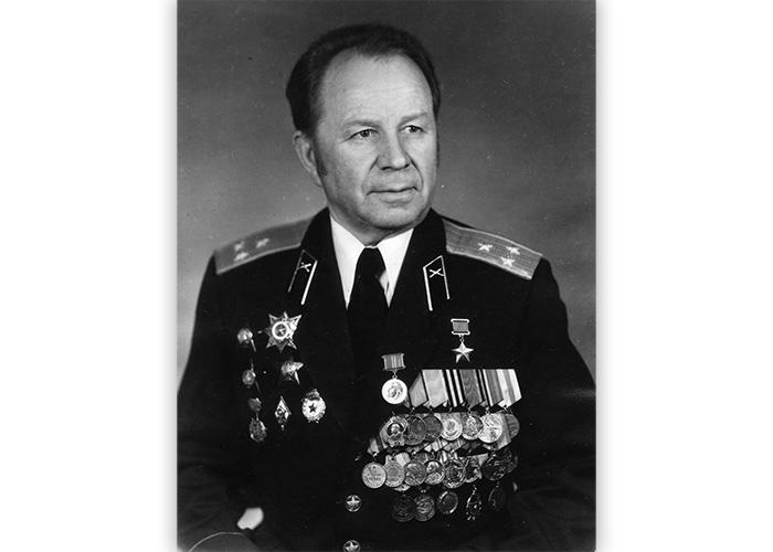 Николай Петрович Масленников
