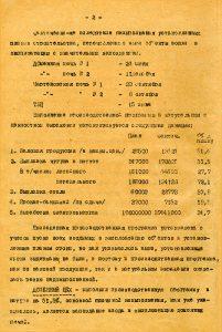 Объяснительная записка к годовому отчету по основной деятельности Новотагильского металлургического завода за 1940 год. (НТГИА. Ф.196.Оп.1.Д.94.Л.1 об.)