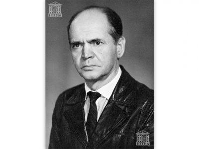Виктор Григорьевич Здесенко. [1975] год. (НТГИА. Ф.711.Оп.2.Д.8)