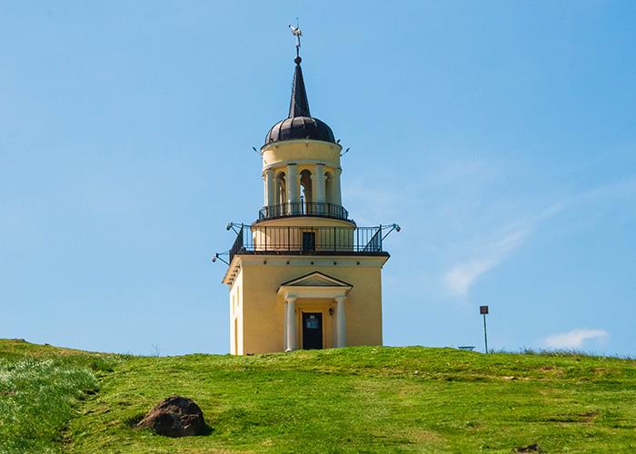 Музей «Башня на Лисьей горе». 2019 год. Фото А.В. Моленковой