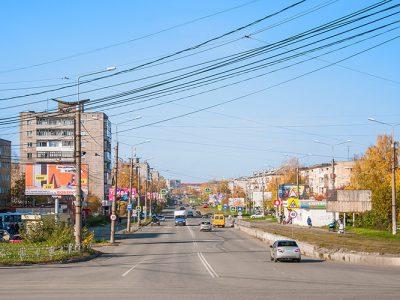 Ленинградский проспект. 2019 год. Фото А.В. Моленковой